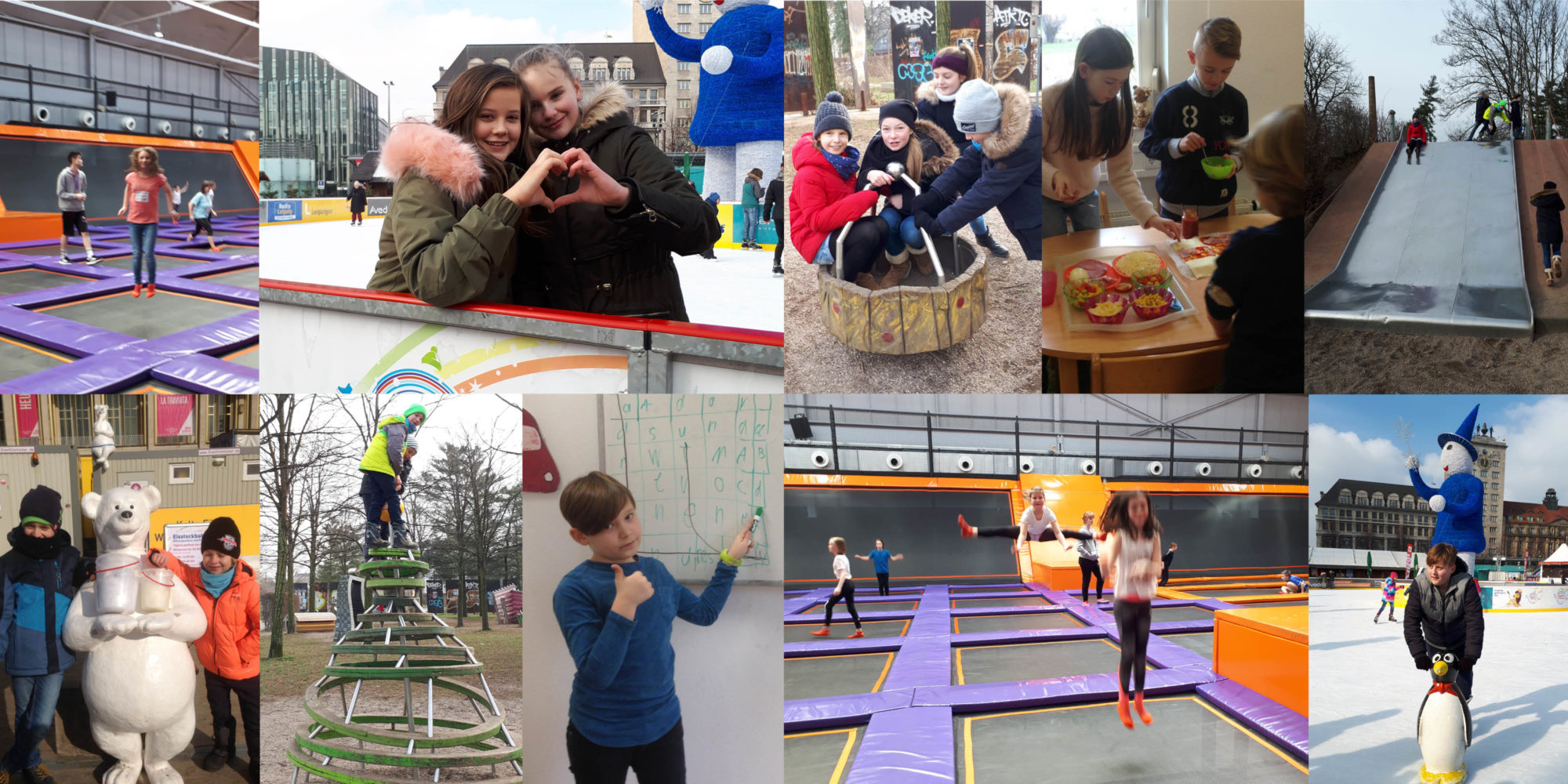 Wintercamp 2018 | Sprachschule Nachhilfe Firstclass | Leipzig