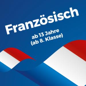 Kindersprachkurs Französisch ab 13 Jahre | Sprachschule Nachhilfe Firstclass | Leipzig