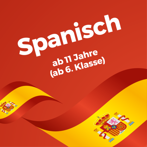 Kindersprachkurs Spanisch ab 11 Jahre | Sprachschule Nachhilfe Firstclass | Leipzig