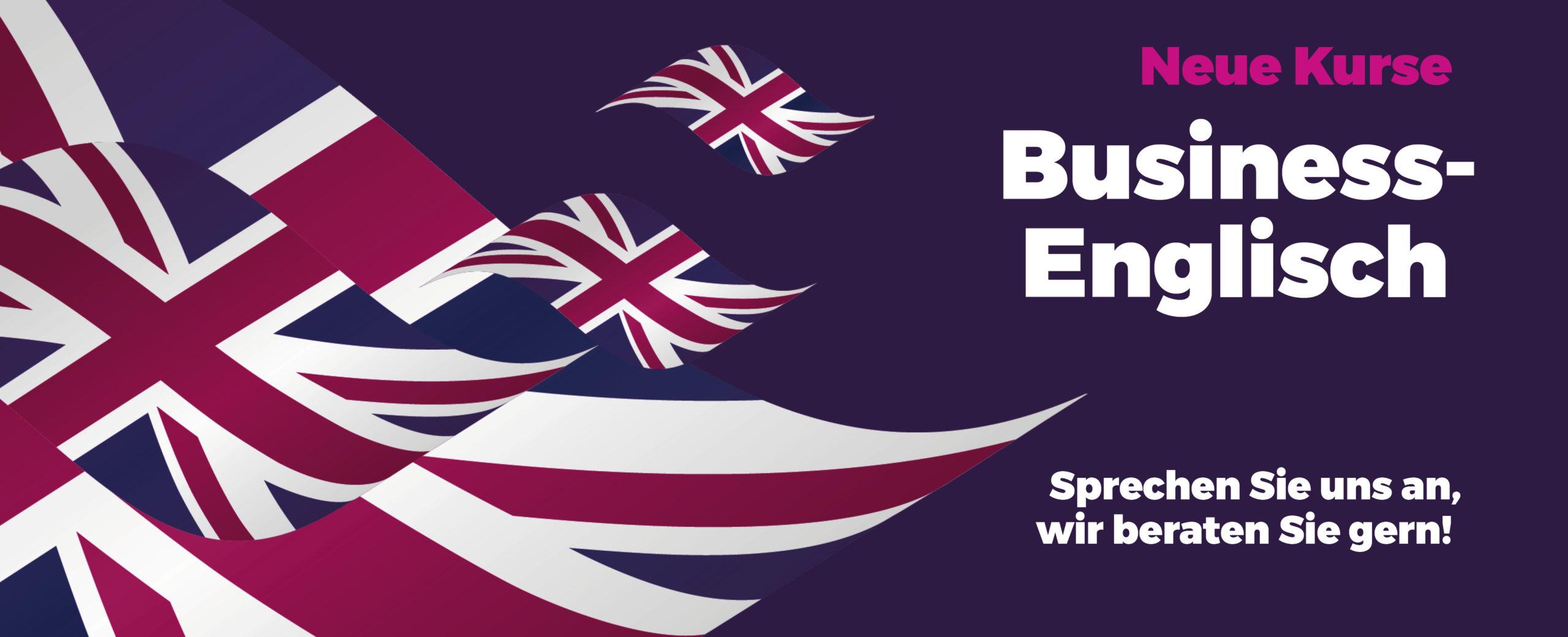 Neuer Kurs: Business English
